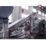 Fabrik, die den Plastik zerquetscht bildet, Maschinen HDPE Flaschenreinigung-Pflanze aufbereitend