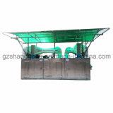Quarto de alta temperatura do calefator elétrico de equipamento de secagem