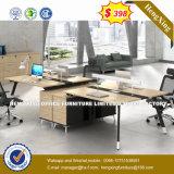 Le café Tableau joint panneau modeste condition FOB Office Desk (HX-8N1461)