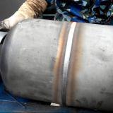 Máquina circunferencial de la soldadura continua del equipo de fabricación del cilindro de gas del LPG