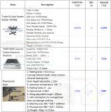 6カラー手動コンベヤーの織物スクリーンの印字機TM-R6K