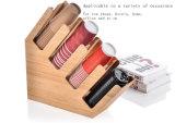 Bar Checkstand empregada Horas Rack suporte para copos de papel de madeira