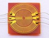 Jauge de contrainte plate de membrane en métal pour le détecteur de pression