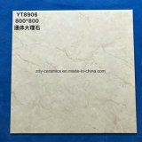 中国自然な石造りのフォーシャン完全なボディ大理石の床タイル