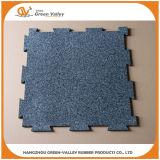 Stuoie di gomma di collegamento antiscorrimento delle mattonelle di pavimento per ginnastica