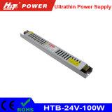 100W 4A 24V Schaltungs-Stromversorgung für ultradünnes Lightbox Zeichen