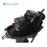 Motor de popa suportável para a África o uso de Pesca do mercado, alta qualidade suportável, suportável fora de borda do motor Externo 40HP