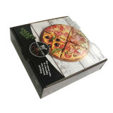 De speciale Houten Dozen van de Pizza van de Druk van de Korrel van de Raad