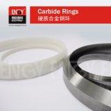 anillo sellado impresión del tungsteno del carburo de la taza de la tinta de la pista de la alta calidad de 90m m