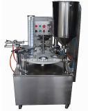 Semi-automático de tipo rotativo de la copa de los precios de máquina de sellado