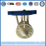 Mécanisme industriel de mètre d'eau de turbine de Woltman de qualité