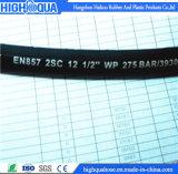 Mangueira hidráulica de borracha de En857 2sc