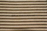 Tissu de sofa de textile de tissu de polyester de Chenille de bande (fth31965)