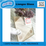 Motif de losange, tissu de verre de décoration