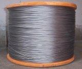 Sin cable de acero de rotación de la cuerda de 18X7