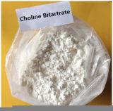 Fábrica de China el 99,2% de pureza de la colina Bitartrate polvo Nootropics 87-67-2
