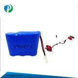 7000mAh перезаряжаемый литиевый аккумулятор для газоне косилка