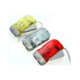 Trois fabricants de lampes la vente de pression de la main Lampe torche à LED