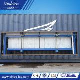 Gemakkelijke Handvat & Arbeid die de Industriële Eetbare Machine Containeried bewaren van het Ijs van het Blok