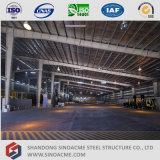Sinoacme는 가벼운 강철 구조물 작업장을 조립식으로 만들었다