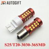 заводская цена автомобиля светодиодные индикаторы S25/T20 3030 36индикаторы автоматического стояночного тормоза лампы