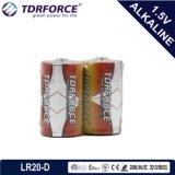 Le mercure&sans Cadmium pile alcaline de la Chine usine Ultra Mini-emballage (LR14/C/M2 de la taille de la taille)