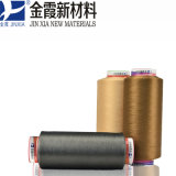 Filamento del micro tinto stimolante del filato di poliestere DTY 150d/144f