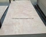 El contrachapado de alta calidad de madera contrachapada Commercail /