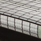 De natuurlijke Matras van de Lente van het Latex met Dik gemaakte Breiende Stof G7902