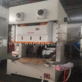 Jh25 110ton do tirante de ligação única máquina de prensa elétrica Mecânica