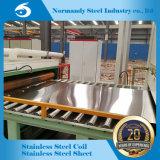 2b/Ba/8K/No. 4 de Oppervlakte Koudgewalste Rol en de Strook van het Roestvrij staal (201 202 304 410 430)