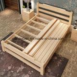 Festes hölzernes Bett-moderne doppelte Betten (M-X2321)
