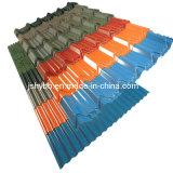 PPGI/PPGL, Prepainted гальванизированная стальная катушка, строительный материал, Prepainted стальная катушка