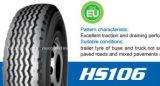 Aeolus 11r22.5 Tracmax Gummireifen-Doppelt-Münzen-Reifen Rlb 800 Roadshine LKW-Reifen