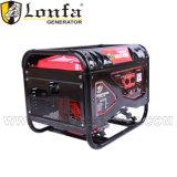 Portable 3Kw Gerador Gasolina silenciosa com marcação CE