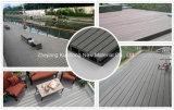 Tablier, creux ou régulière Non-Capped WPC Flooring, terrasses, de haute qualité
