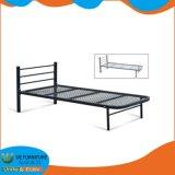 بالجملة معدن فولاذ وحيد بالغ سرير عنبر أثاث لازم