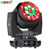 Indicatore luminoso capo mobile dello zoom dell'B-Occhio di Gbr-Be1941 19X15W RGBW 4in1 LED