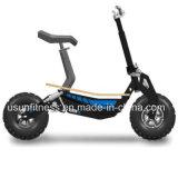 На распределение нагрузки в сложенном виде электрический двигатель мобильности для скутера