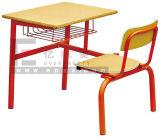 商業家具の単一の学校学生の机および椅子
