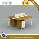 Simple Conception droite Stock de bureau Mobilier de bureau de l'école (HX-8NE1062)