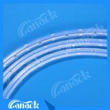 Tubo de drenaje perforado del PVC del surtidor chino