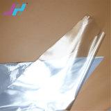 Publicidad del vinilo auto-adhesivo transparente de la película del PVC de la impresión