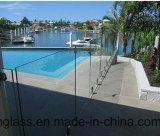 Australian accrédités pour la clôture de la piscine en verre renforcé