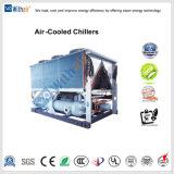 R134um parafuso arrefecidos a ar condicionador de ar comercial do chiller