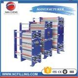 Cambista de calor da placa/evaporador/condensador