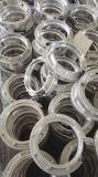 Fundições de aço inoxidáveis do investimento da flange do metal da cera perdida