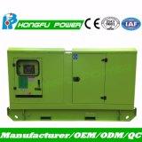 Générateur de puissance Cummins Diesel avec moteur 6 cylindres à l'eau de refroidissement 200kVA