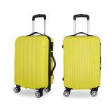 20 24 28inch définit l'ABS Chariot de report sur les voyages de bagages