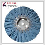 Yiliang kupferne Tuch-Baumwollfalten-Fluglinien-polierendes Rad